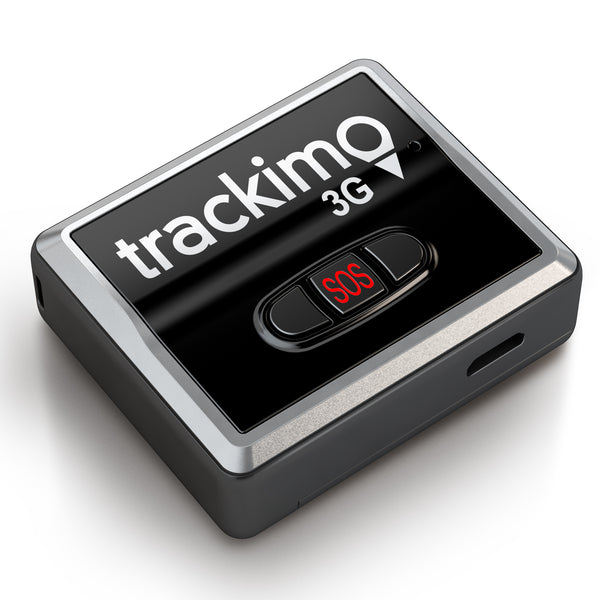 Trackimo® 3G GPS Tracker + 1 Year GSM + Free US Shipping