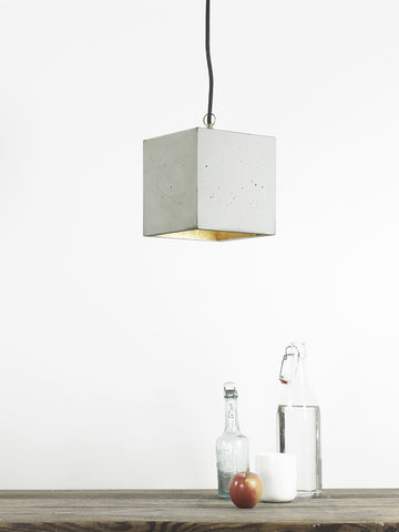 GANTlights - [B5] Pendant light cubic big