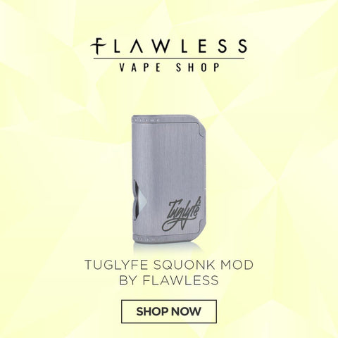 flawless mach on3 squonk box