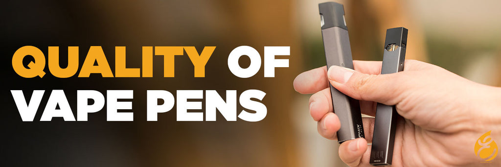 E-Juice Plug - Quality of Vape Pens Banner
