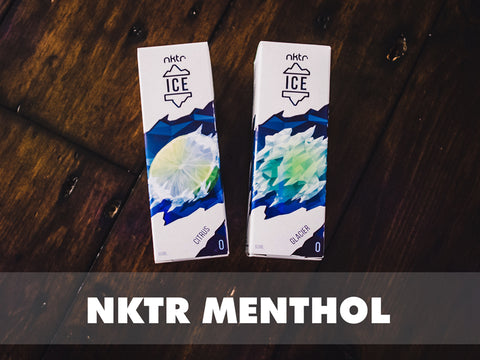NKTR Menthol Graphic