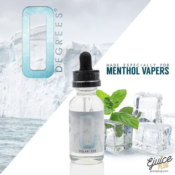 Polar Ice 30ML (Menthol) By 0 Degrees