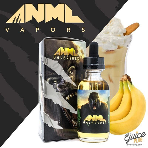 ANML Unleashed,- Beast - E-Juice Plug