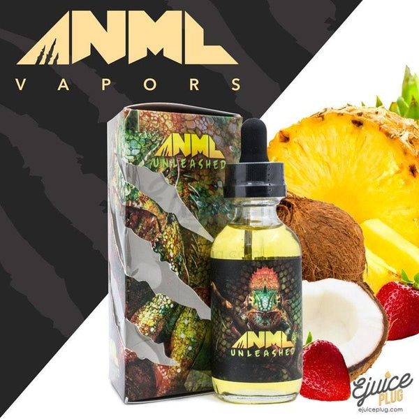 ANML Unleashed,- ANML Unleashed Reaver - E-Juice Plug