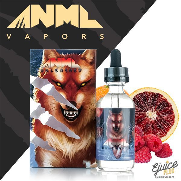 ANML Unleashed,- ANML Unleashed WolfPack - E-Juice Plug