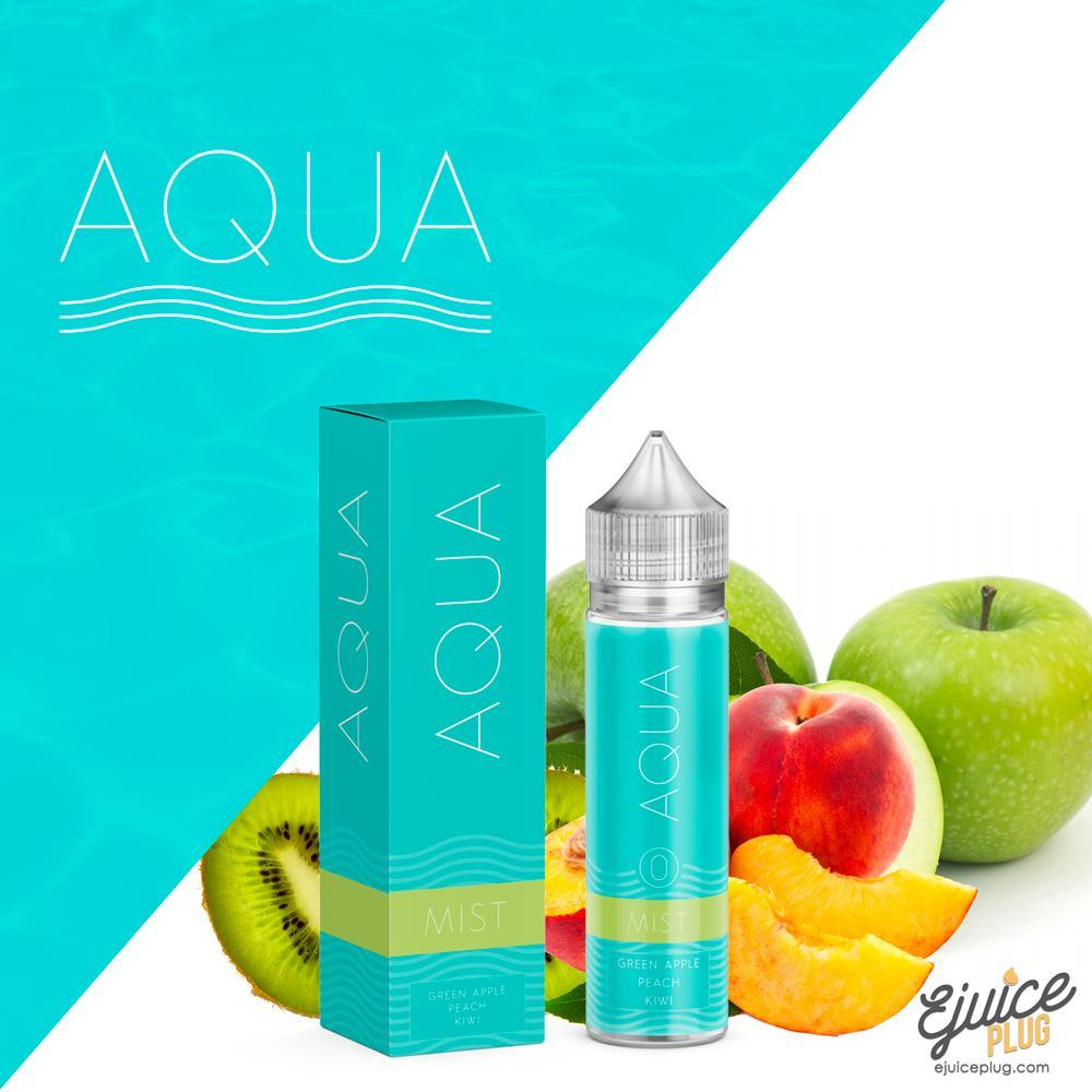 Aqua,- Mist by Aqua 60ml - E-Juice Plug