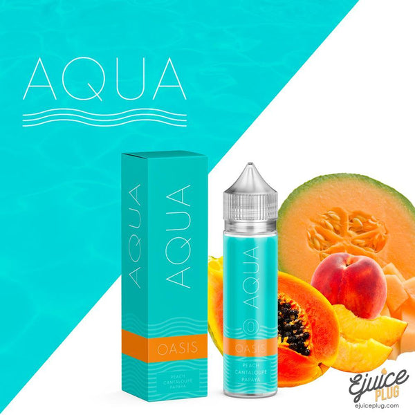 Aqua,- Oasis by Aqua 60ml - E-Juice Plug