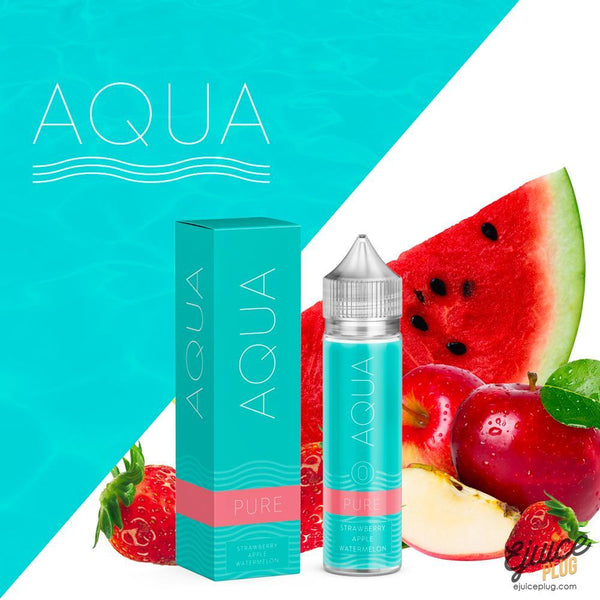Aqua,- Pure by Aqua 60ml - E-Juice Plug