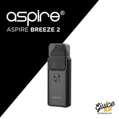 Aspire,- Aspire Breeze 2 Starter Kit - E-Juice Plug