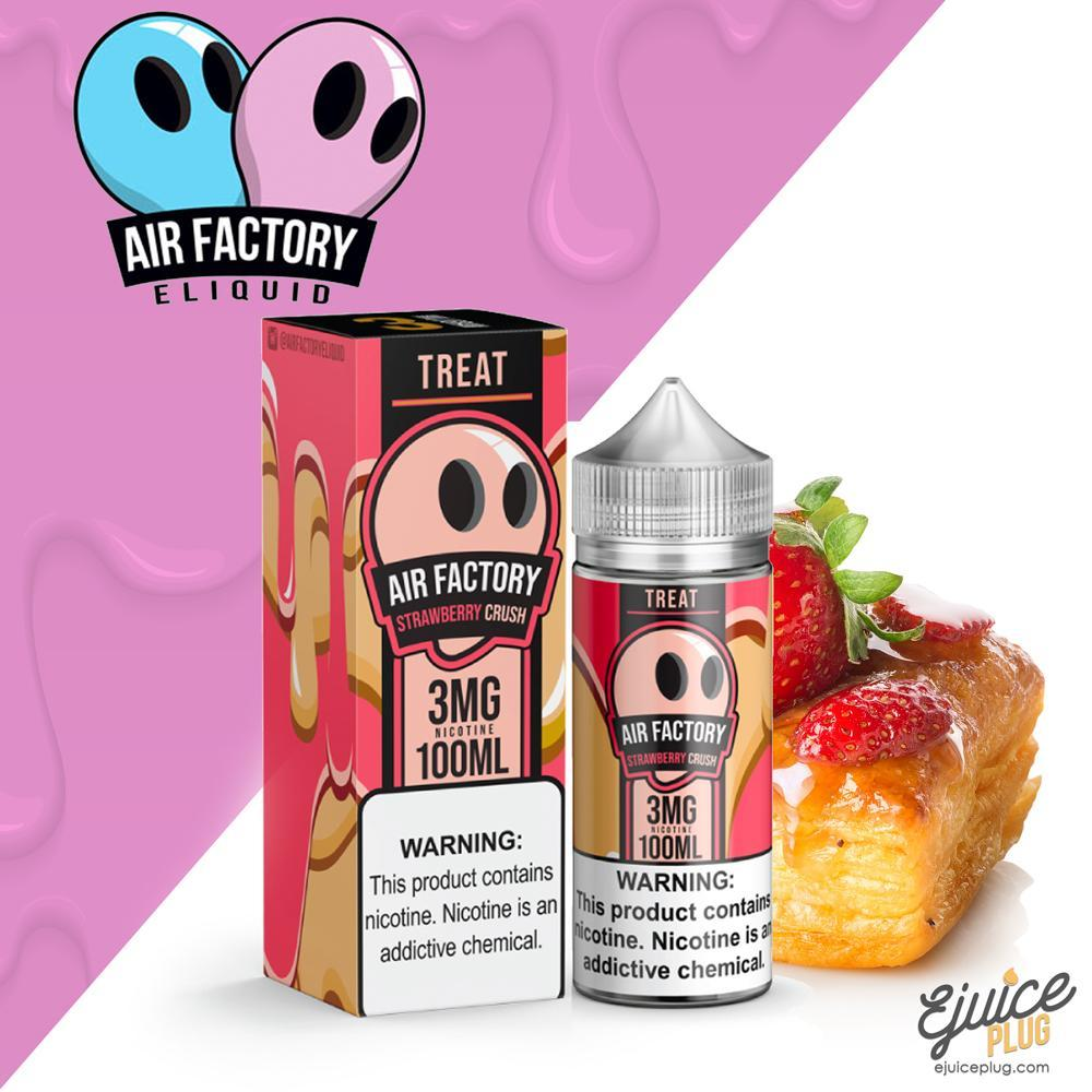 Strawberry Crush by Air Factory E-Liquid