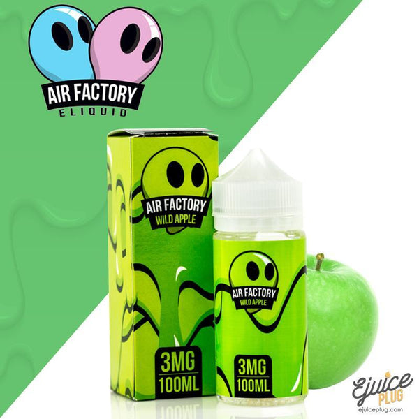 Wild Apple by Air Factory E-Liquid