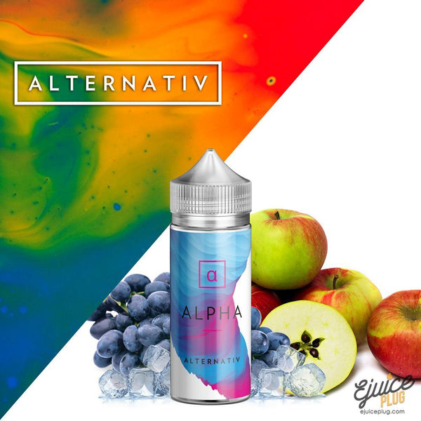 Alternativ,- Alpha by Alternativ E-Liquid - E-Juice Plug