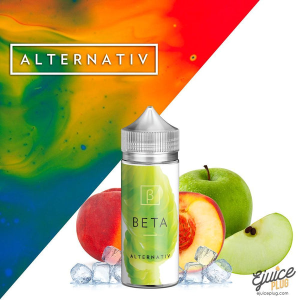 Alternativ,- Beta by Alternaiv E-Liquid - E-Juice Plug