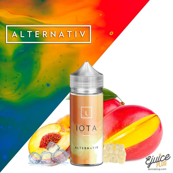 Alternativ,- Iota by Alternaiv E-Liquid - E-Juice Plug