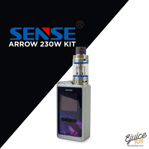 Sense,- Arrow 230W KIT by Sense - E-Juice Plug