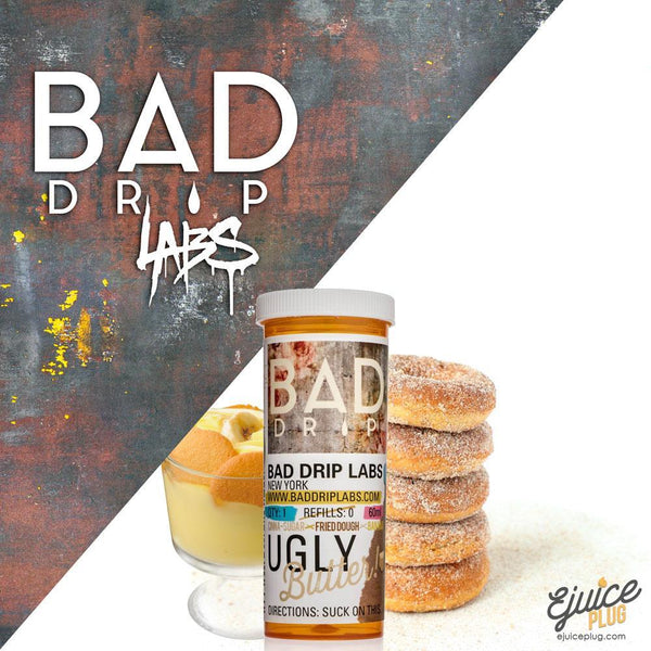UGLY BUTTER By BAD DRIP