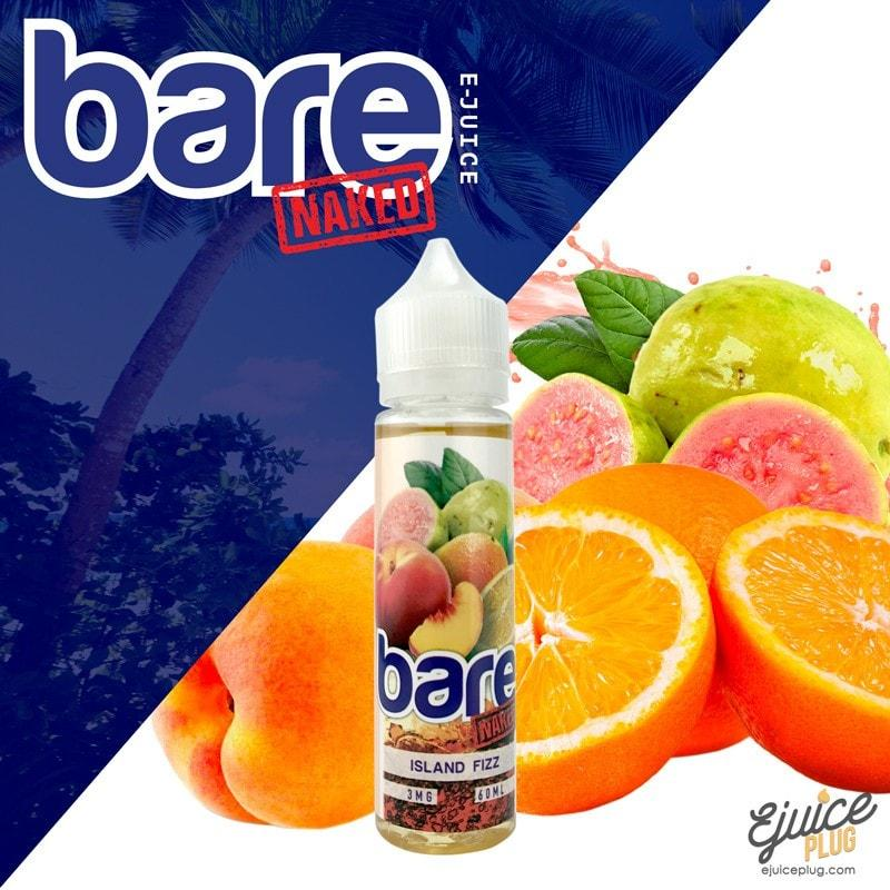 Bare Naked,- Island Fizz by Bare Naked E-Juice - E-Juice Plug