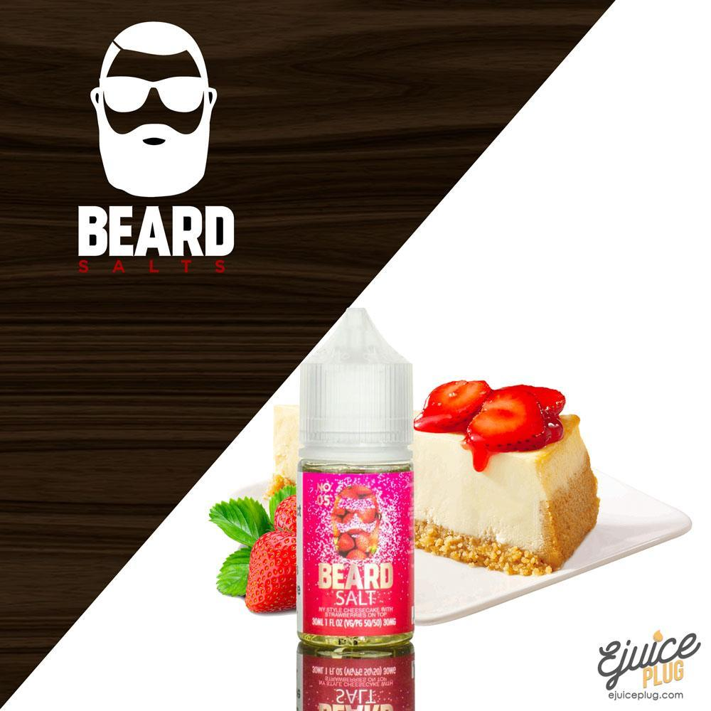Beard Vape,- Beard Salts No. 05 30ml By Beard Vape Co. - E-Juice Plug