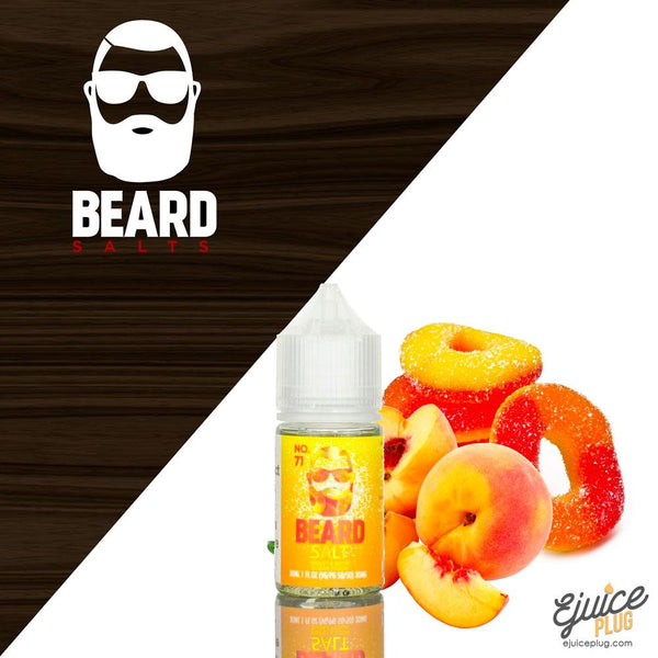 Beard Vape,- Beard Salts No. 71 30ml By Beard Vape Co. - E-Juice Plug