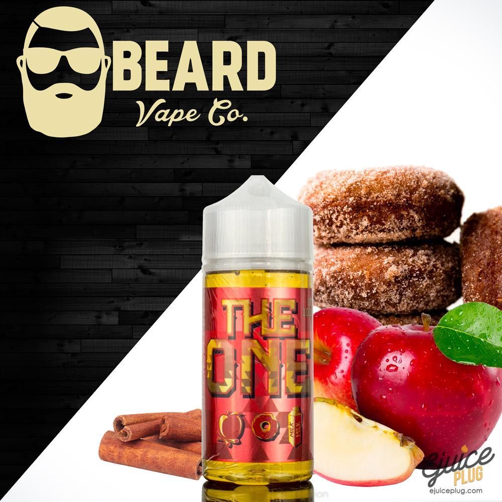 The One Apple by Beard Vape Co Eliquid