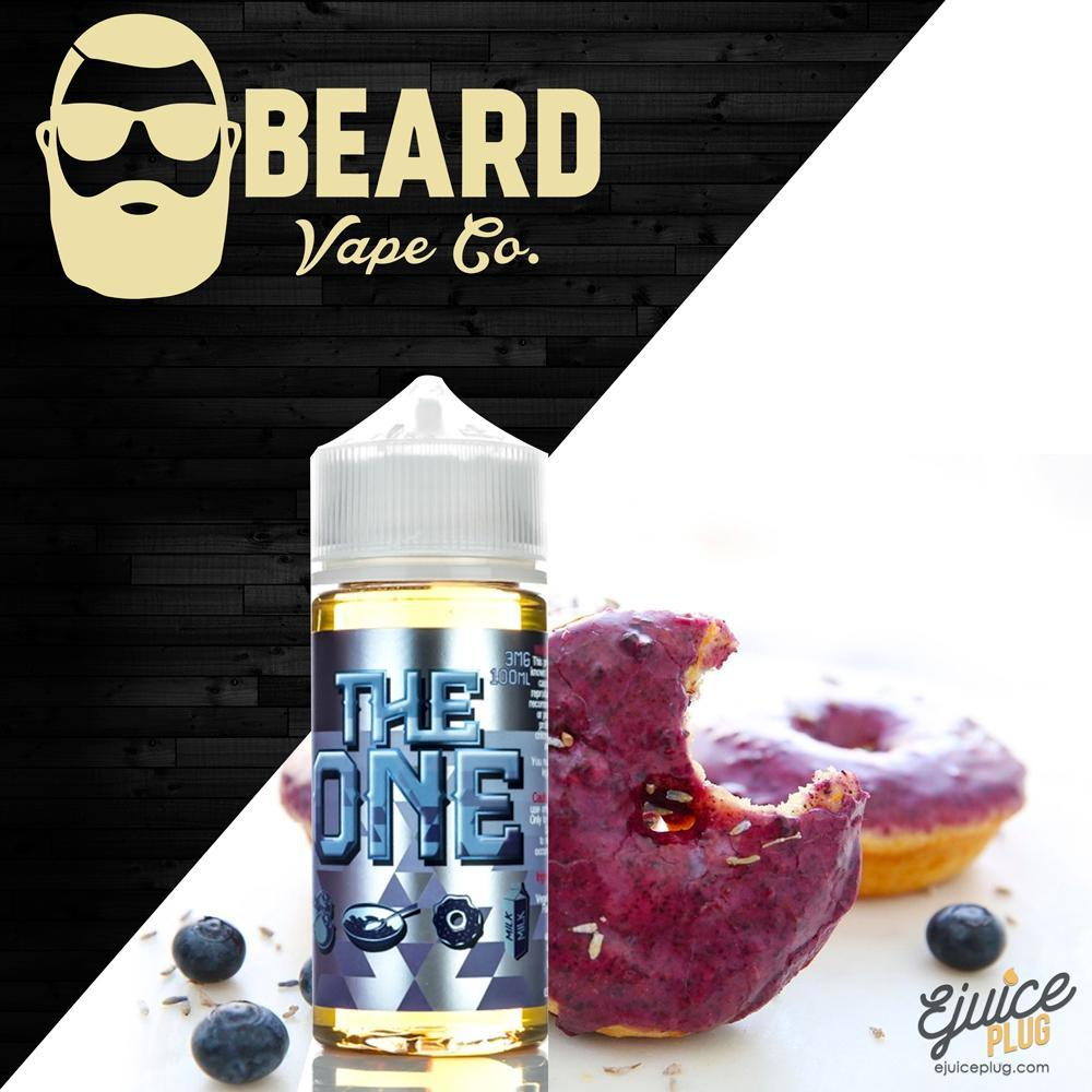 The One Blueberry by Beard Vape Co Eliquid