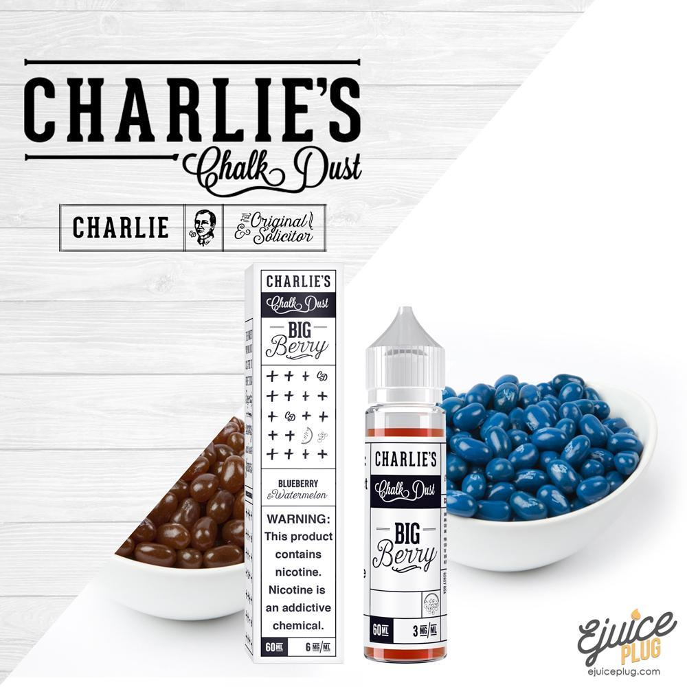 Charlie's Chalk Dust,- Big Belly Jelly by Charlie's Chalk Dust White Label 60ml - E-Juice Plug