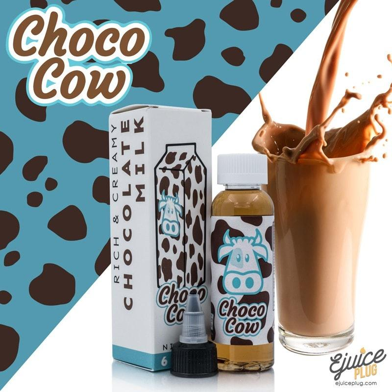 Choco Cow,- Chocolate Milk 60ml E-Juice by Choco Cow - E-Juice Plug