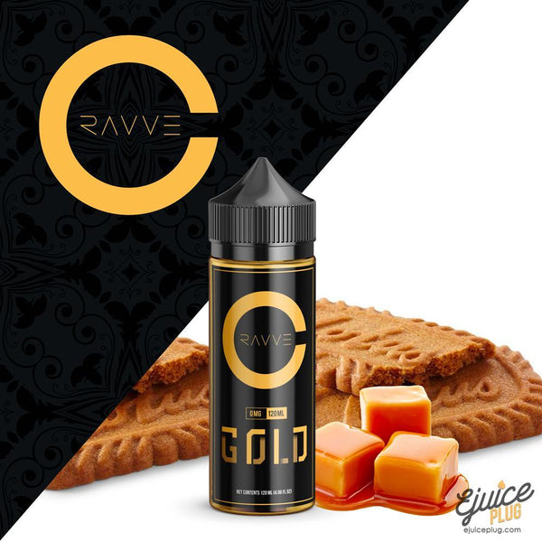 Cravve,- Gold by Cravve 120ml - E-Juice Plug