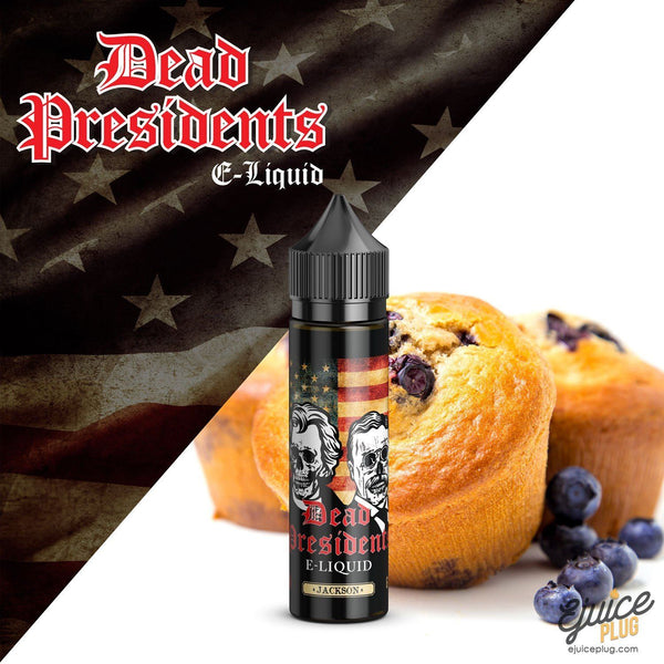 DEAD PRESIDENTS E-LIQUID - JACKSON