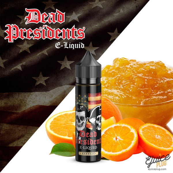 DEAD PRESIDENTS E-LIQUID - KENNEDY