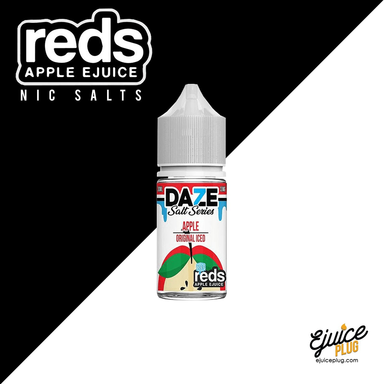 Red's Apple Ice Salt by 7 Daze 30mL