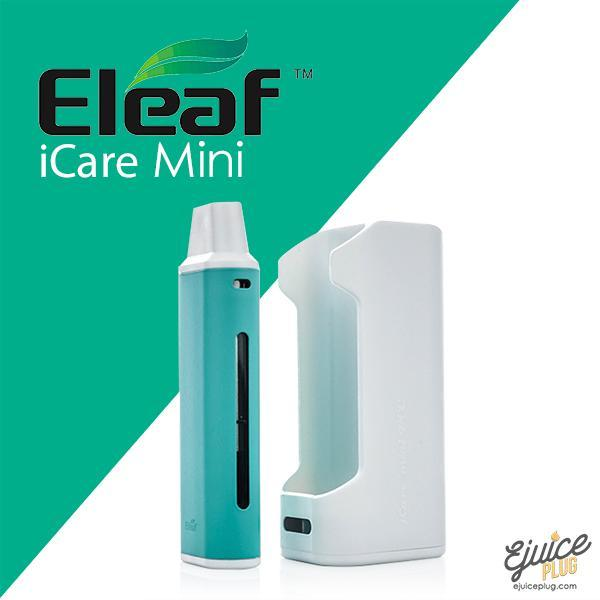 Eleaf,- Eleaf iCare Mini PCC Kit - E-Juice Plug
