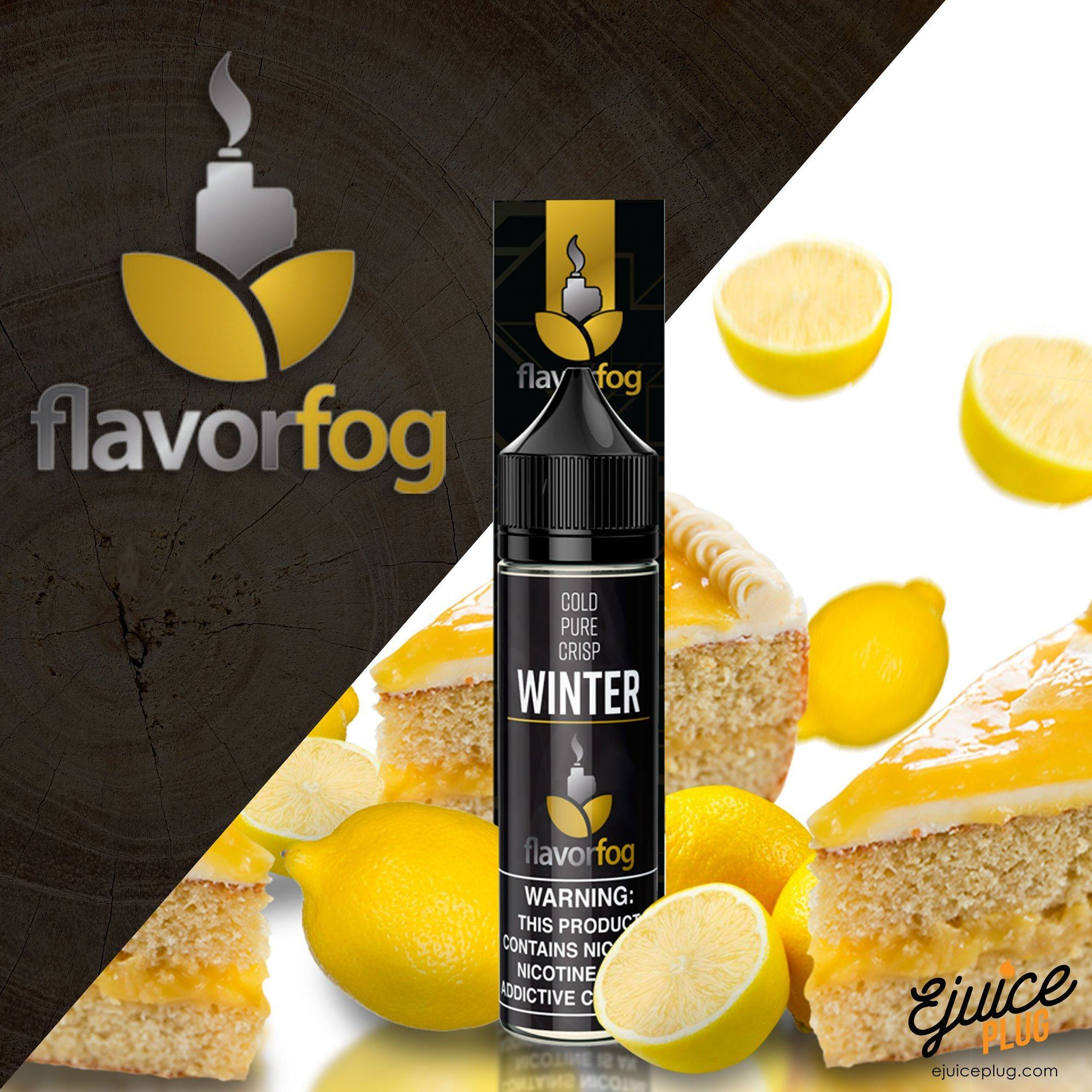 Flavorfog,- Flavorfog Winter E-Juice 60ml - E-Juice Plug