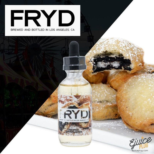 FRYD,- Fried Cookies and Cream 60ml by FRYD E-Liquid - E-Juice Plug