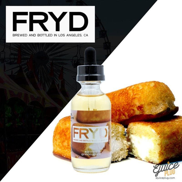 FRYD,- Cream Cake 60ml by FRYD E-Liquid - E-Juice Plug