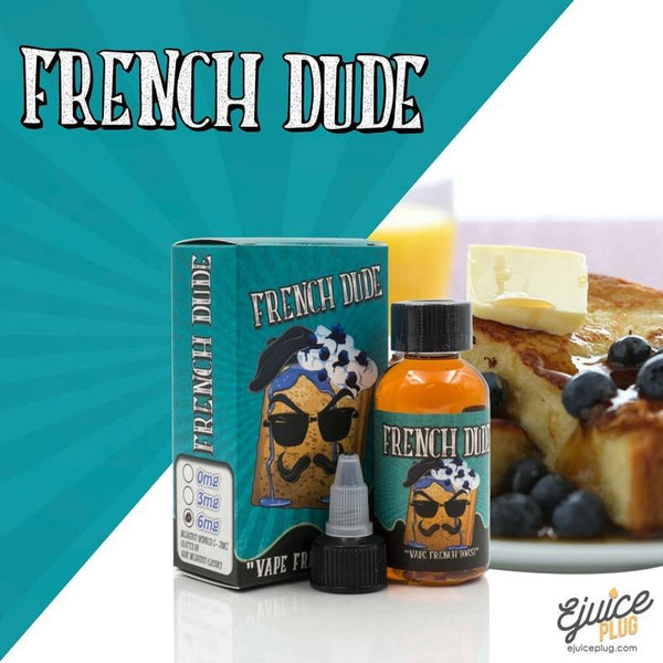 Vape Breakfast Classics,- Vape Breakfast Classics - French Dude - E-Juice Plug