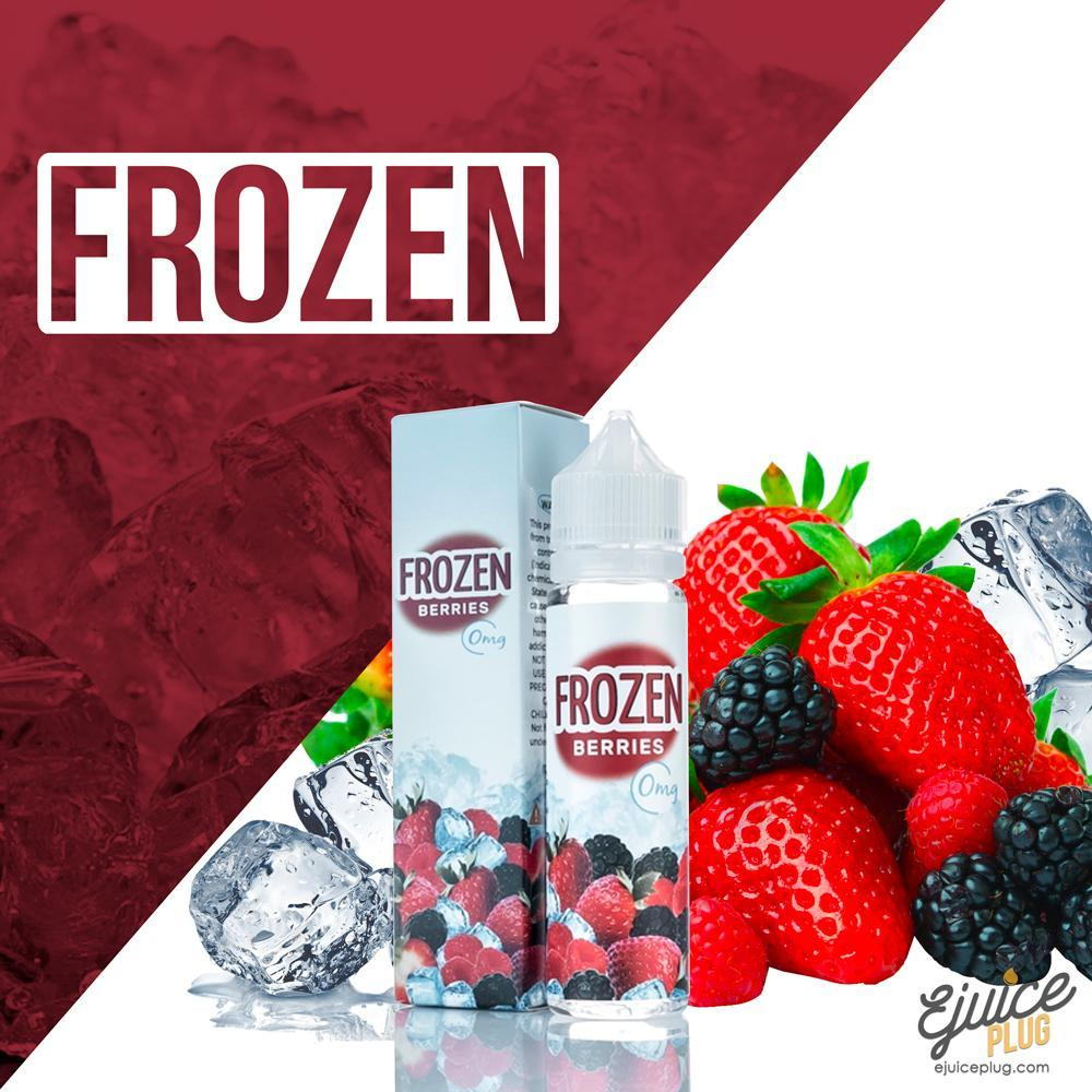 Frozen Vape Co.,- Frozen Berries by Frozen Vape Co. 60ml | Shijin Vapor - E-Juice Plug