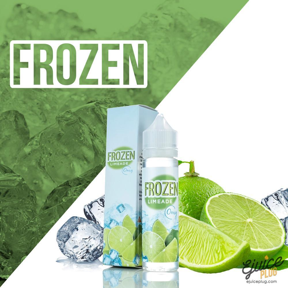Frozen Vape Co.,- Frozen Limeade by Frozen Vape Co. 60ml | Shijin Vapor - E-Juice Plug