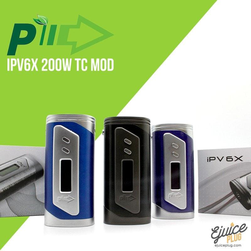 Pioneer4You,- iPV6X 200W TC Mod by Pioneer4You - E-Juice Plug