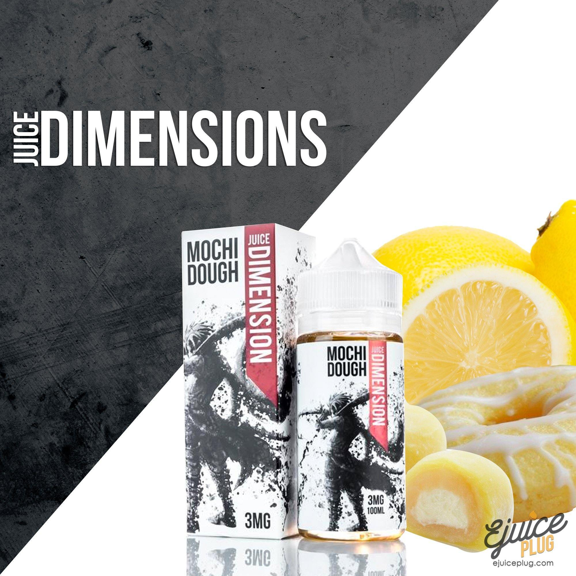 Juice Dimension,- Mochi Dough By Juice Dimensions - E-Juice Plug