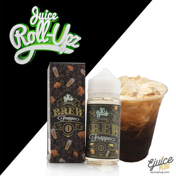 Brew Frappe 100ml by Juice Roll Upz