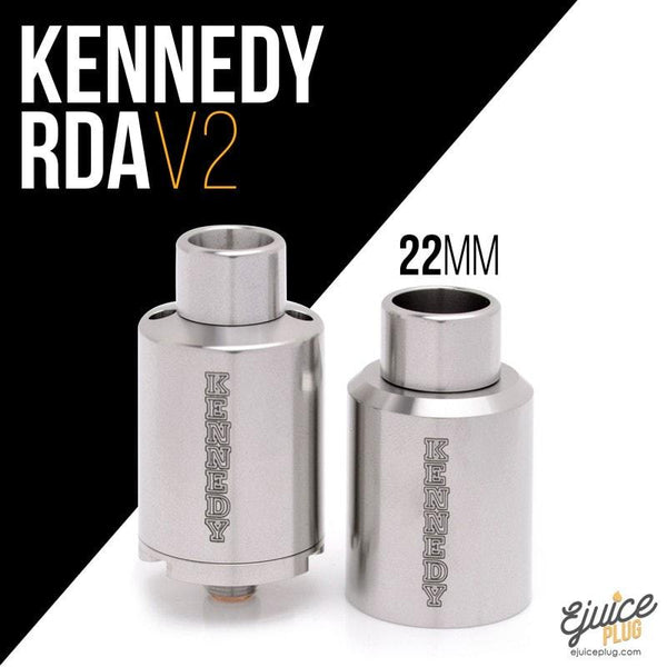 Kennedy Enterprises,- Kennedy RDA V2 22mm by Kennedy Enterprises - E-Juice Plug