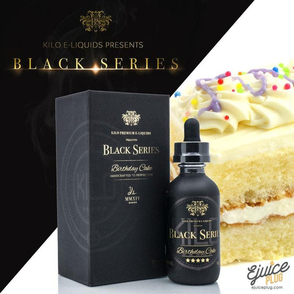 Kilo,- Birthday Cake 60ml by Kilo Black Series - E-Juice Plug