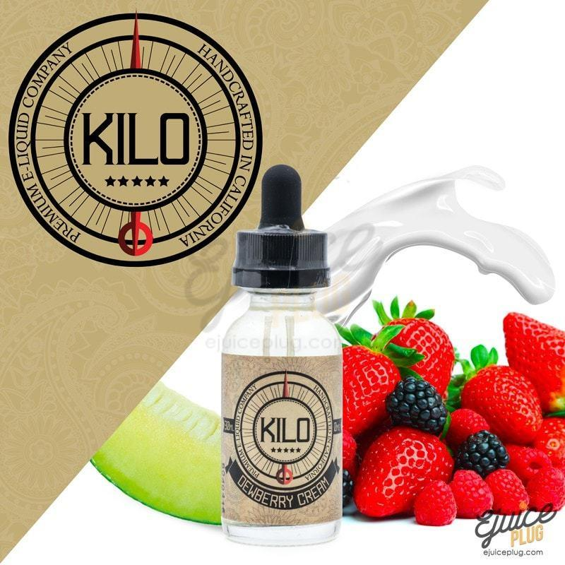 Kilo,- Dewberry Cream by Kilo E-Liquids - E-Juice Plug