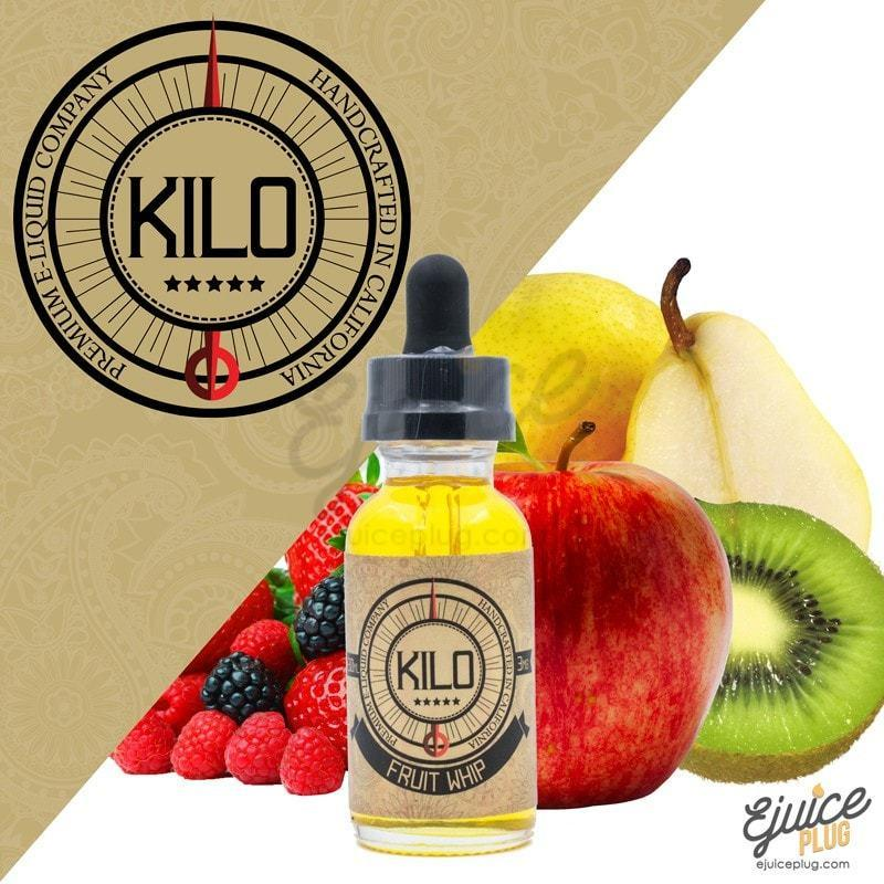 Kilo,- Kilo - Fruit Whip - E-Juice Plug
