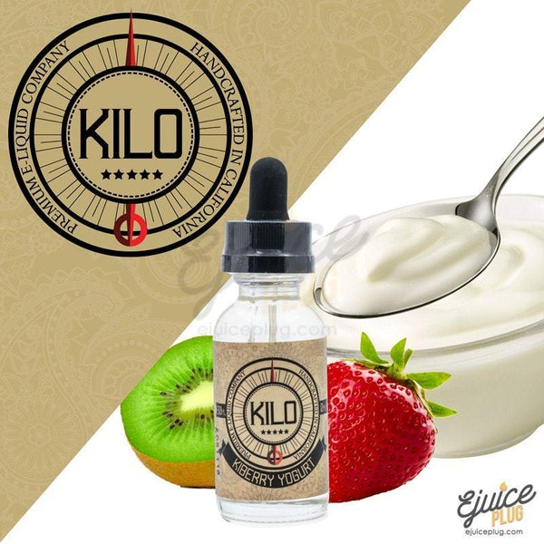 Kilo,- Kiberry Yogurt by Kilo E-Liquids - E-Juice Plug