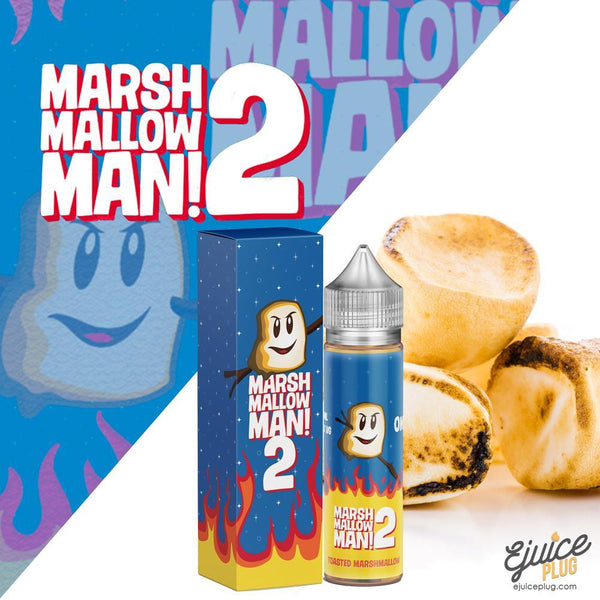 Marshmallow Man,- Marshmallow Man 2 E-Liquid - E-Juice Plug