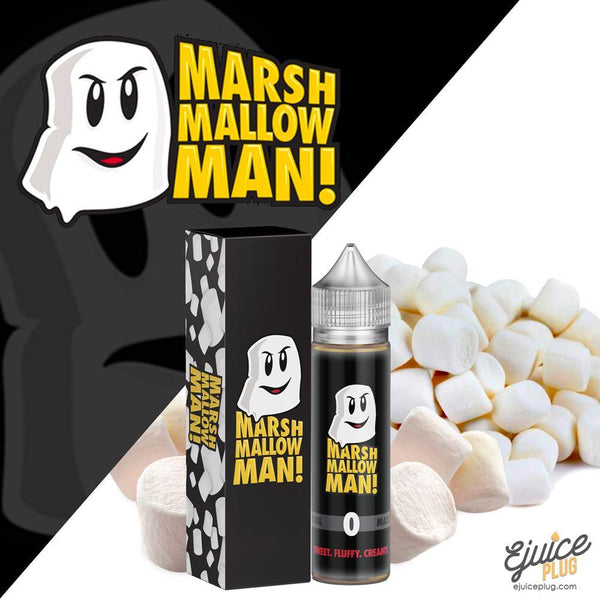Marshmallow Man,- Marshmallow Man E-Liquid 60ml - E-Juice Plug