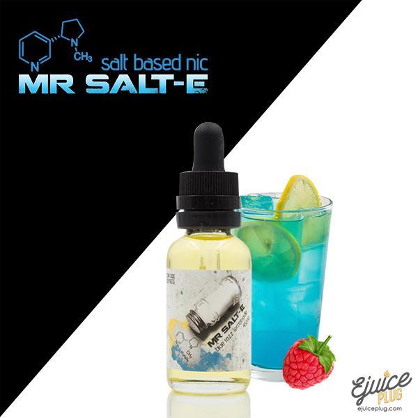 Mr. Salt-E,- Mr. Salt-E Blue Razz Lemonade - E-Juice Plug