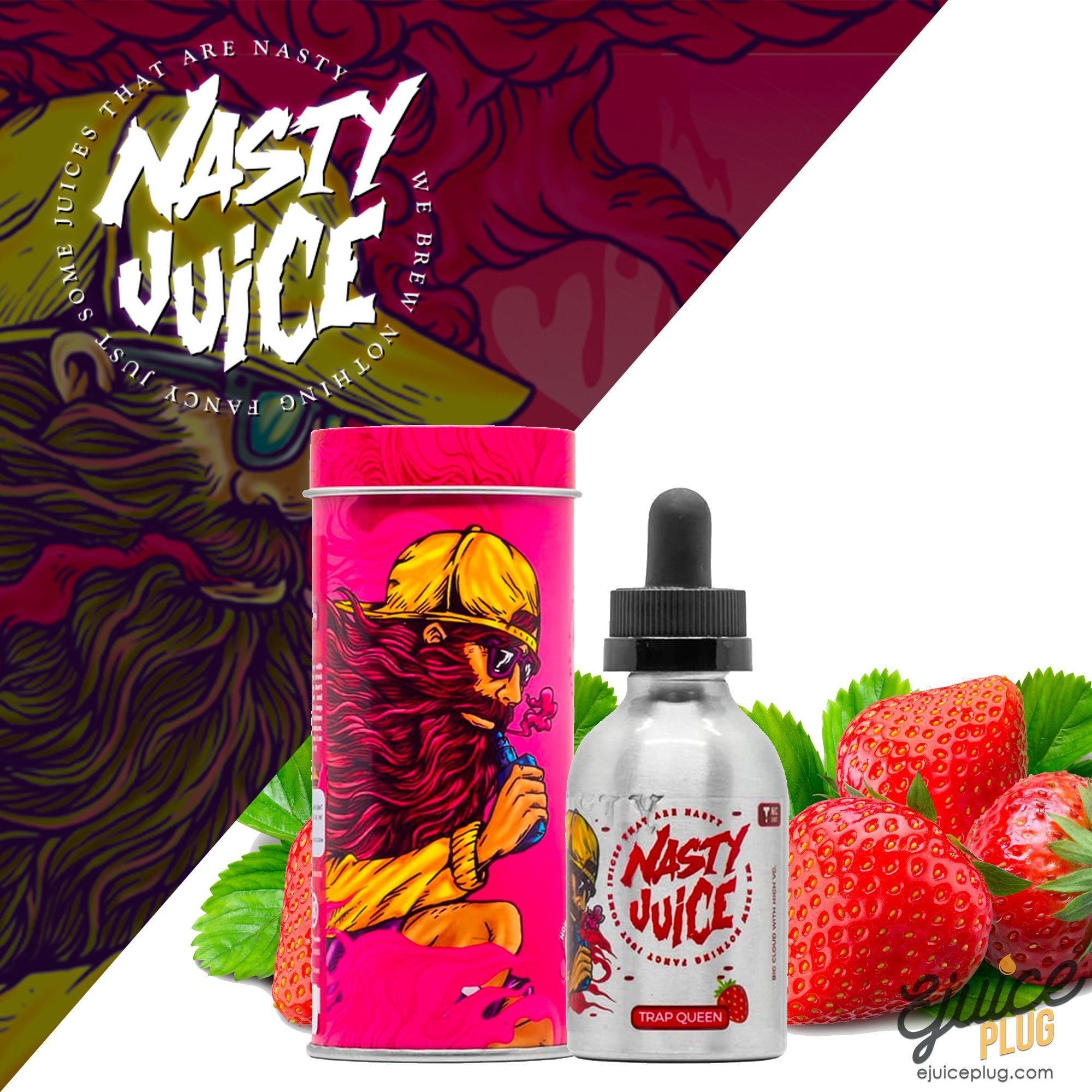 Trap Queen by Nasty Juice 60ml